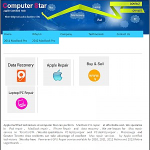 Computer Star's Data Recovery and Mac Repair