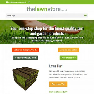 The Lawn Store