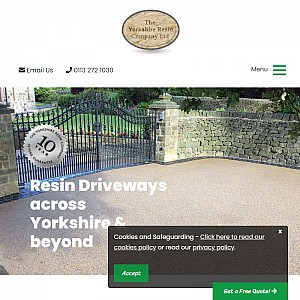 Resin Driveways by The Yorkshire Resin Company