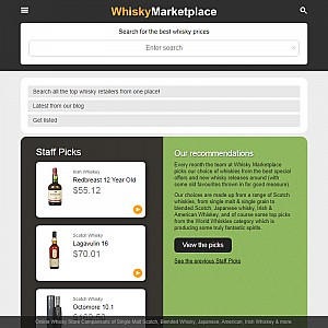 Whisky Marketplace US