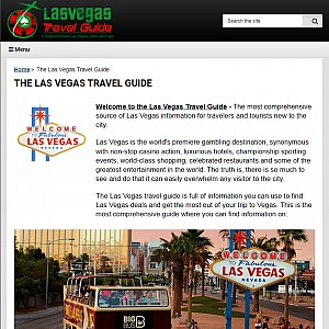 The Las Vegas Travel Guide