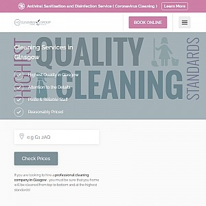 HQ Cleaning Group Glasgow Cleaning Services