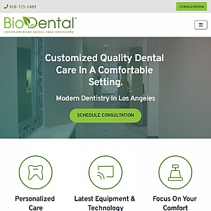 Dentist In Encino