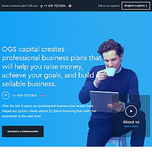 OGScapital - Business Plan Consultants