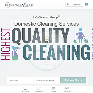 HQ Cleaning Group Domestic Cleaners