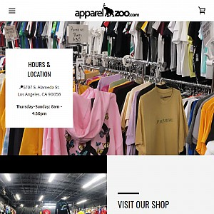 ApparelZoo.com Affordable Brand Name Clothing