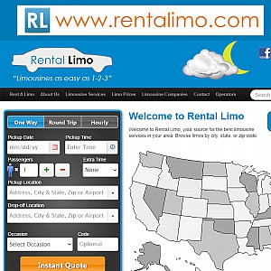 Services Nationwide on Rental Limo