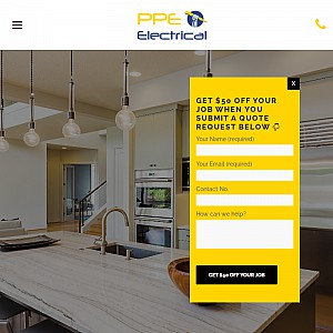 Perth 24/7 Electrician - PPE Electrical