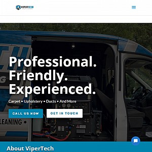 ViperTech Mobile Carpet Cleaning - Humble TX Carpet Cleaning