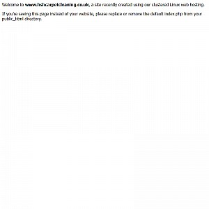 Home Sweet Home Carpet Cleaning