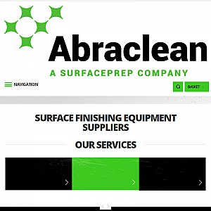 Surface Finishing Equipment Group