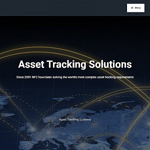 GPS RFID asset tracking systems. Award winning UK asset tracking company.