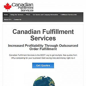 Canadian Fulfillment Services