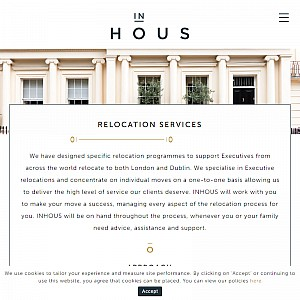 Relocation Services From Inhous