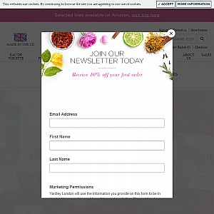 Yardley London