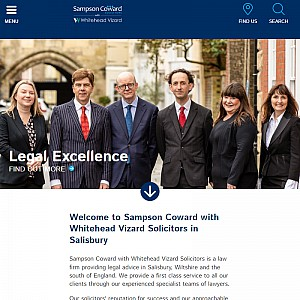 Sampson Coward Solicitors