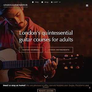 London Guitar Lessons