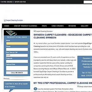Edge2Edge Carpet Cleaning Swindon