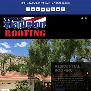 Phoenix Roofing Replacement and Repairs
