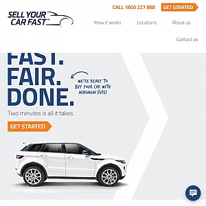 Sell your car fast - cash for cars in Australia