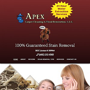 Apex Carpet Cleaning & Flood Restoration