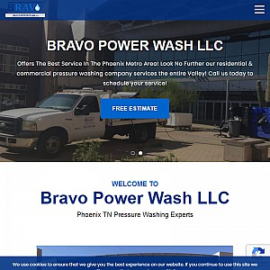 Bravo Power Wash