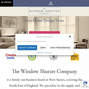 The Window Shutter Company