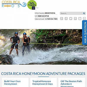 Costa Rica Adventure Vacations