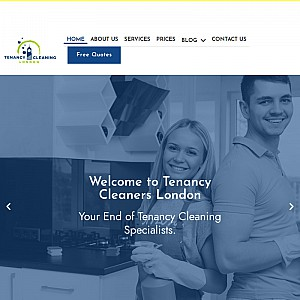 End of Tenancy Cleaning London - Tenancy Cleaning