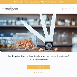 Alyssa Ashley Perfumes and Fragrances
