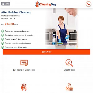 Cleaning Day - Professional Cleaning Services in London