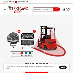 Panacea Aftermarket Co.