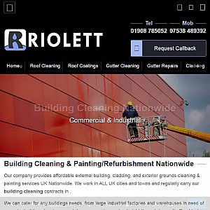 Riolett Building Cleaning