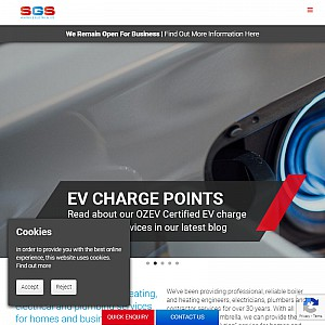 SGS Heating & Electrical Ltd