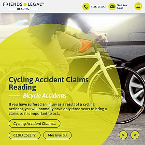 Personal Injury Solicitor Reading