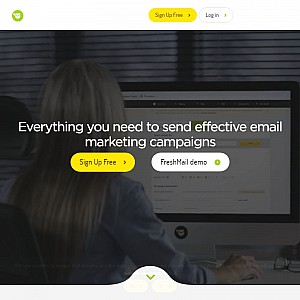 FreshMail Email Marketing Software
