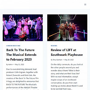 Last Minute Theatre Tickets