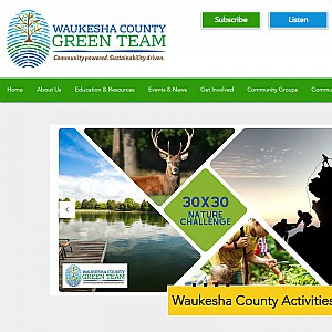 Waukesha County Green Team