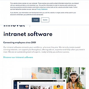 SORCE Intranet Software