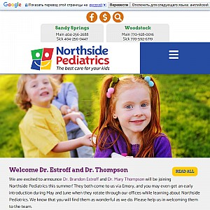 Northside Pediatrics - Comprehensive Pediatric Care