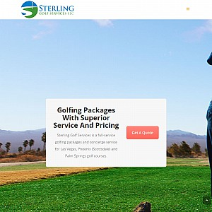 Sterling Golf Services