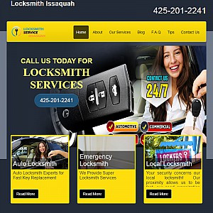 Locksmith Issaquah