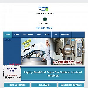 Locksmith Kirkland