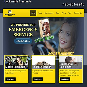 Locksmith Edmonds
