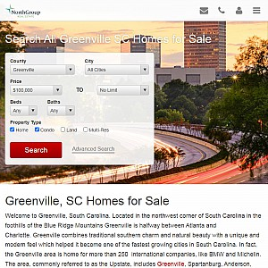 Greenville, SC Homes for Sale