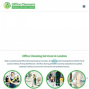 RCL Office Cleaners London