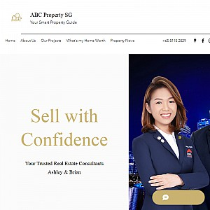 Ashley Chan Singapore Property Agent