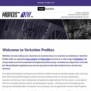 Yorkshire Profiles Ltd