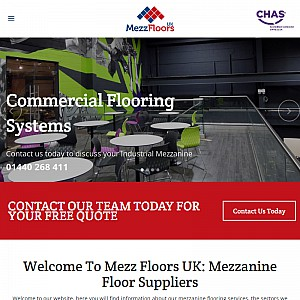 Mezzanine Floors UK