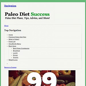 Paleo Diet Success
